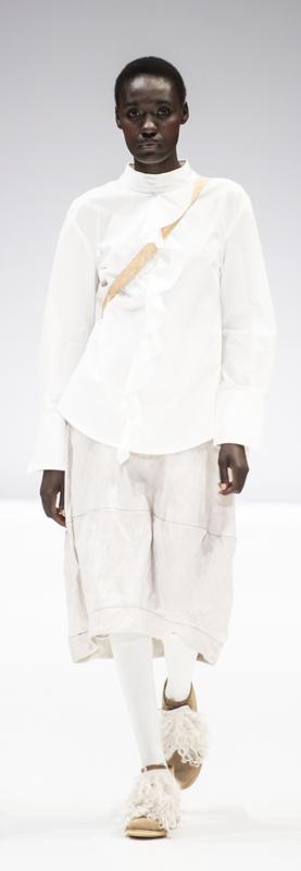 South Africa Fashion Week S/S 19 #SAFW: Helon Melon