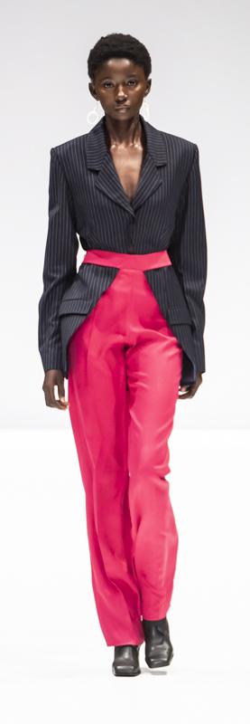 South Africa Fashion Week S/S 19 #SAFW: MMUSO Maxwell