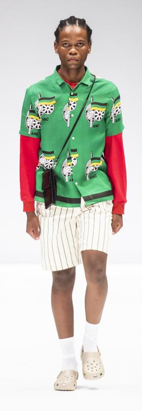 South Africa Fashion Week S/S 19 #SAFW: Wanda Le Photo