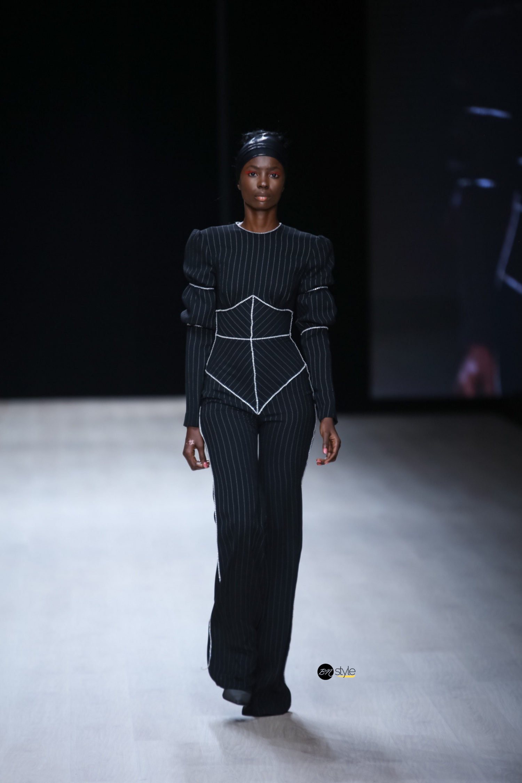 ARISE Fashion Week 2019 | Clan