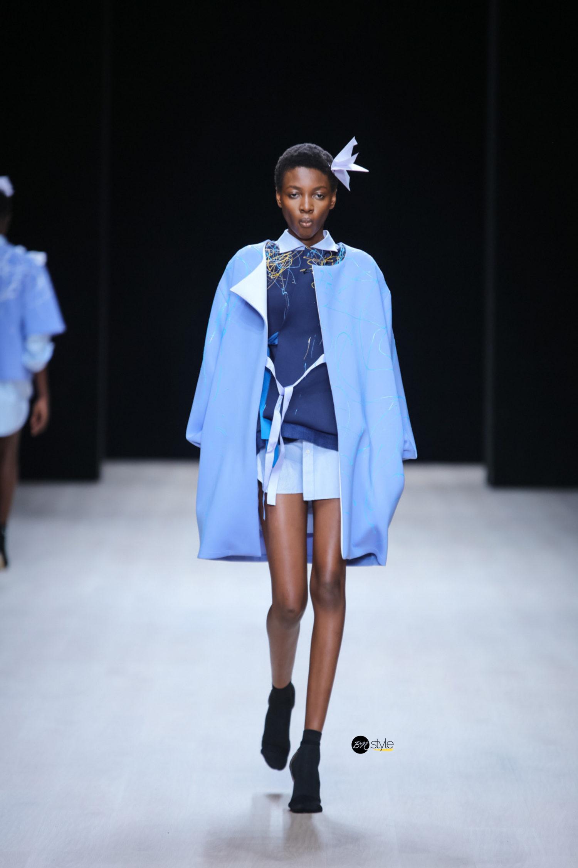 ARISE Fashion Week 2019 | Papa Oppong