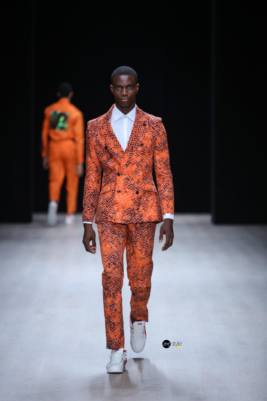 ARISE Fashion Week 2019 | Tokyo James