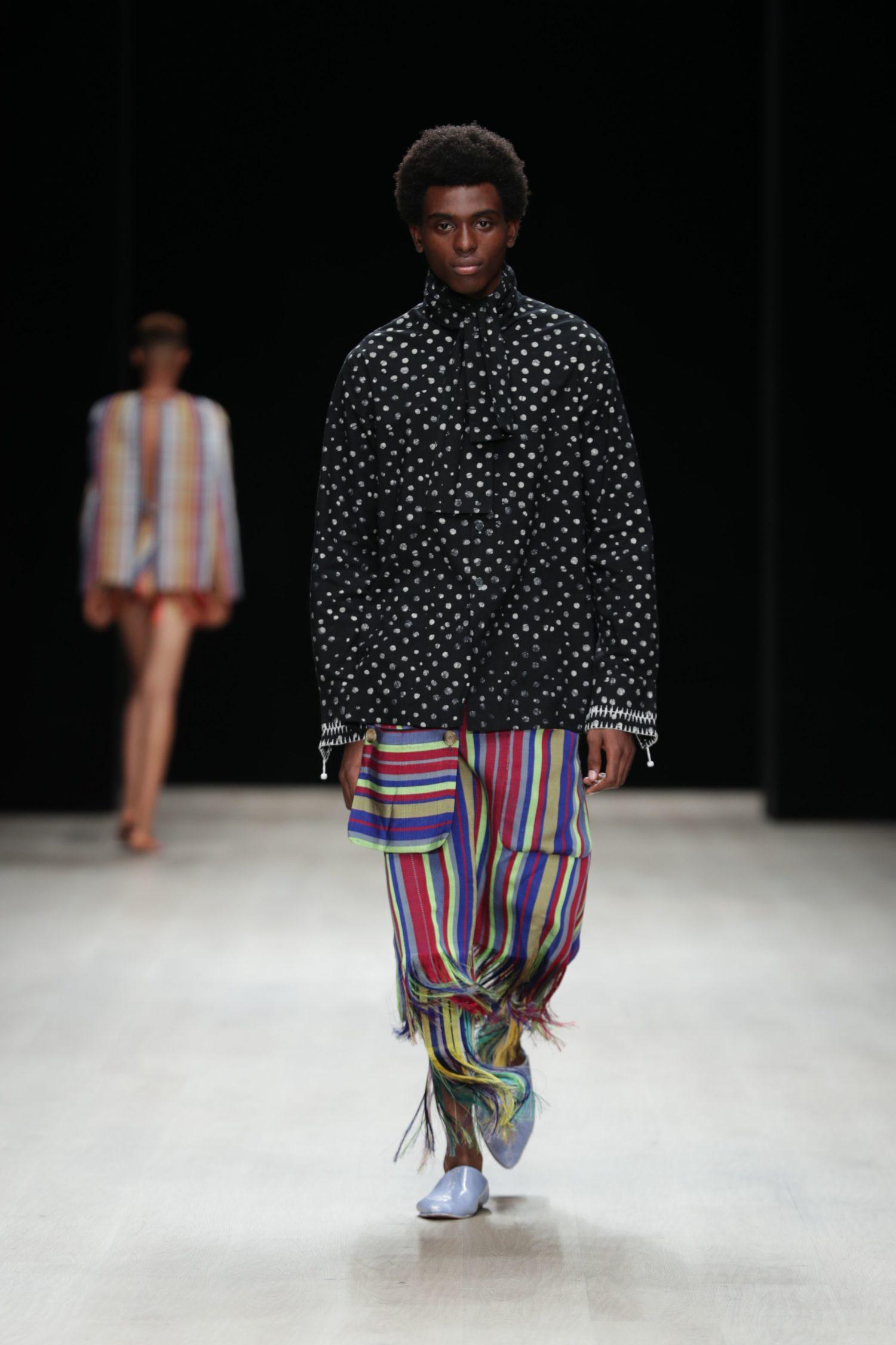 ARISE Fashion Week 2019 | Kenneth Ize