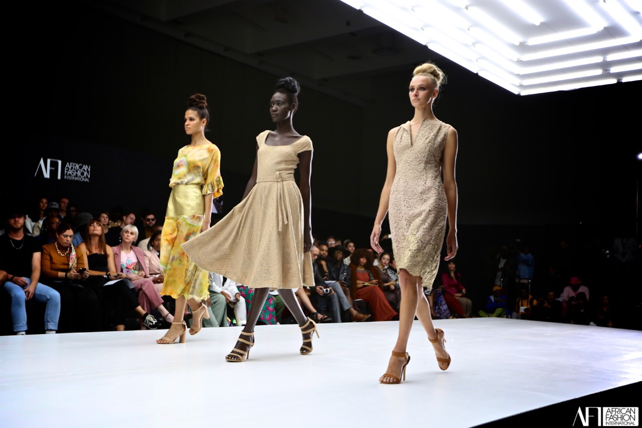 #AFICTFW19 | AFI Capetown Fashion Week Kreyann