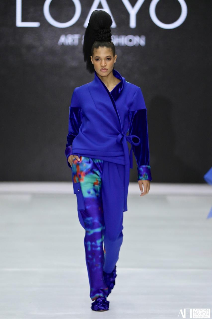 #AFICTFW19 | AFI Capetown Fashion Week Loayo Art