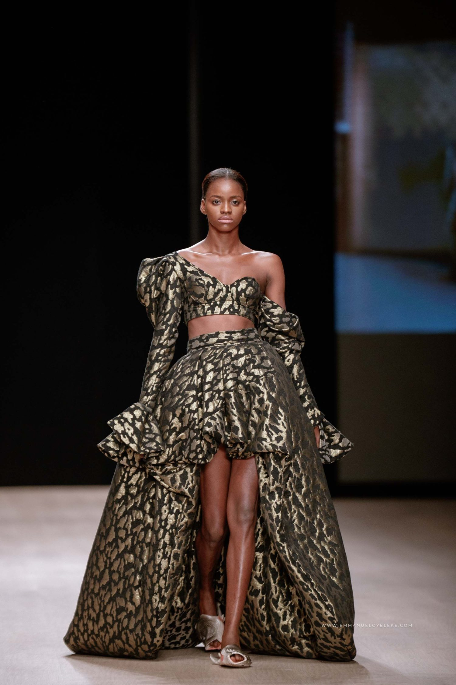 ARISE Fashion Week 2019 | Selam Fessahaye