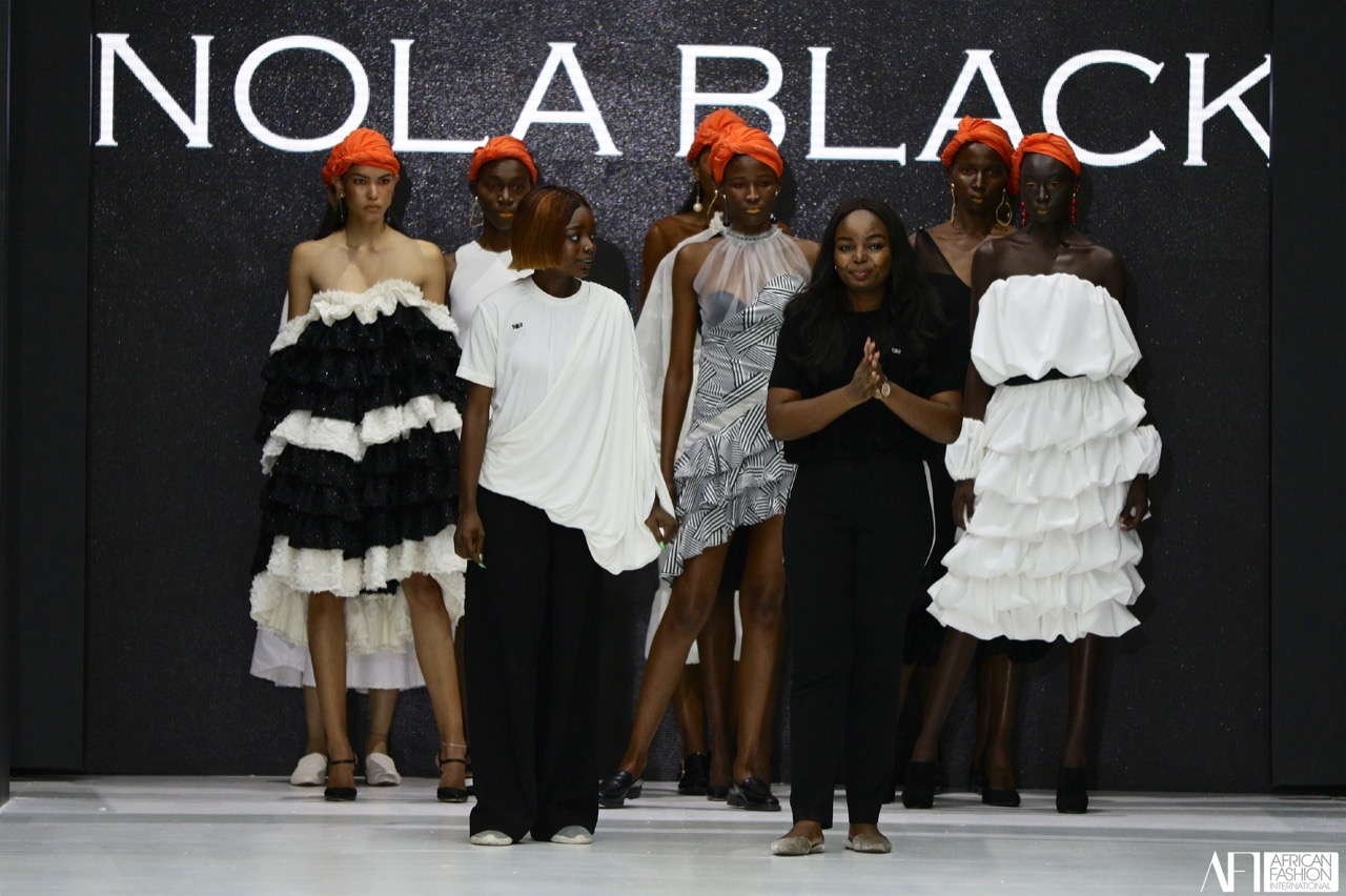 #AFICTFW19 | AFI Capetown Fashion Week Nola Black