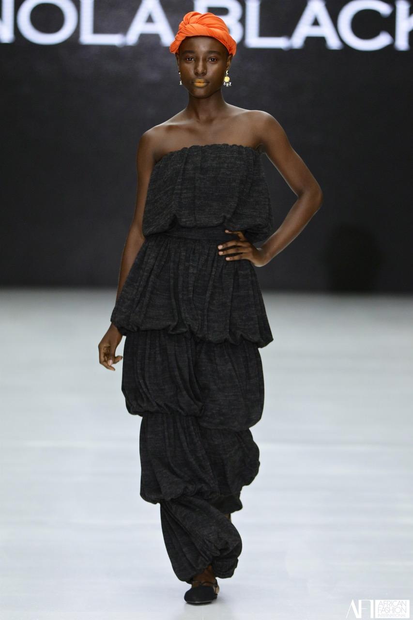 #AFICTFW19 | AFI Capetown Fashion Week Nola Black
