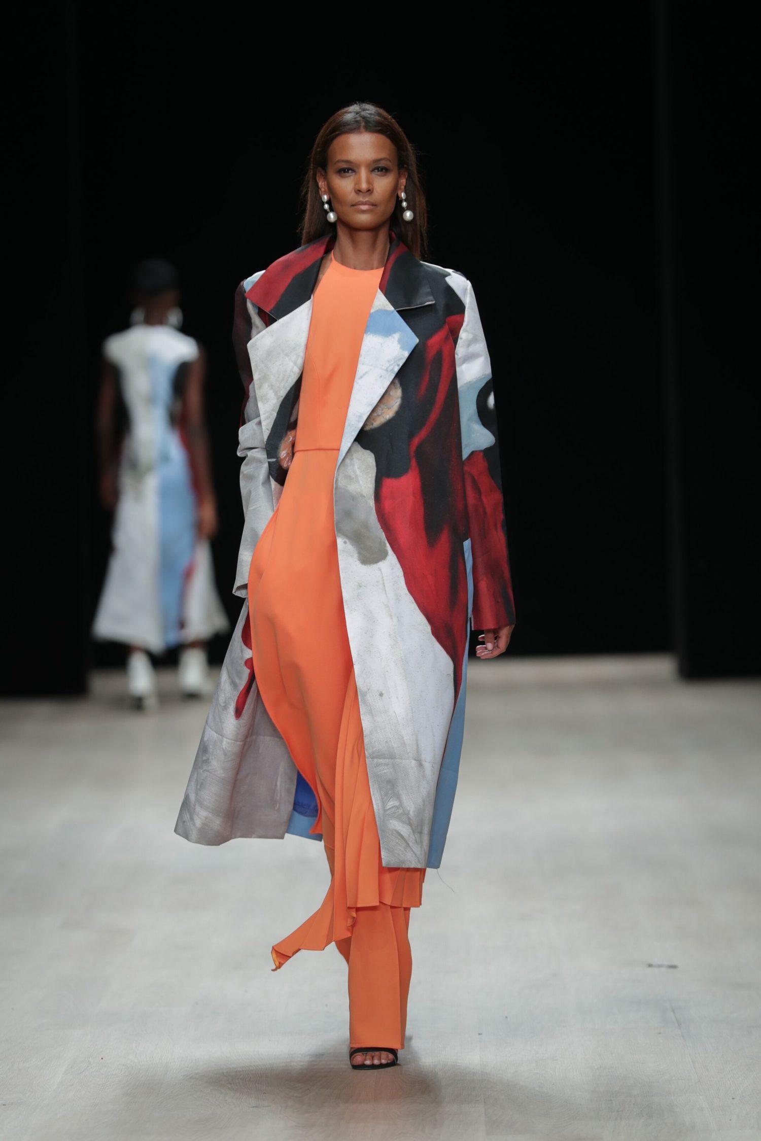 ARISE Fashion Week 2019 | Mmuso Maxwell