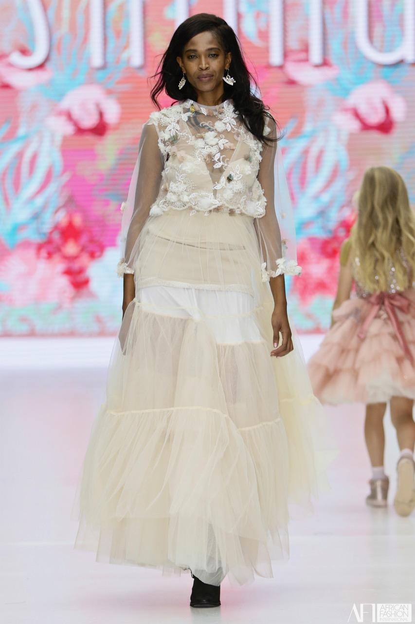 #AFICTFW19   AFI Capetown Fashion Week Shana Morland