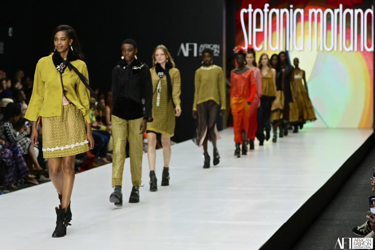 #AFICTFW19 | AFI Capetown Fashion Week Stefania Morland