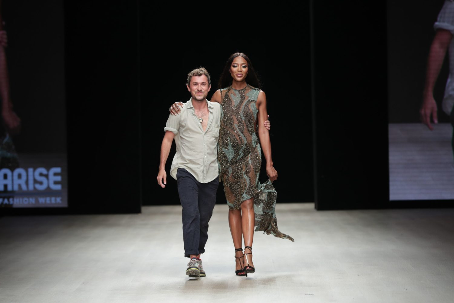 ARISE Fashion Week 2019 | Esteban Cortazar