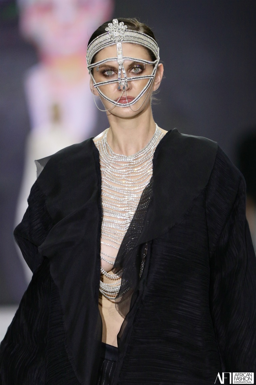 #AFICTFW19 | AFI Capetown Fashion Week Warrick Gautier