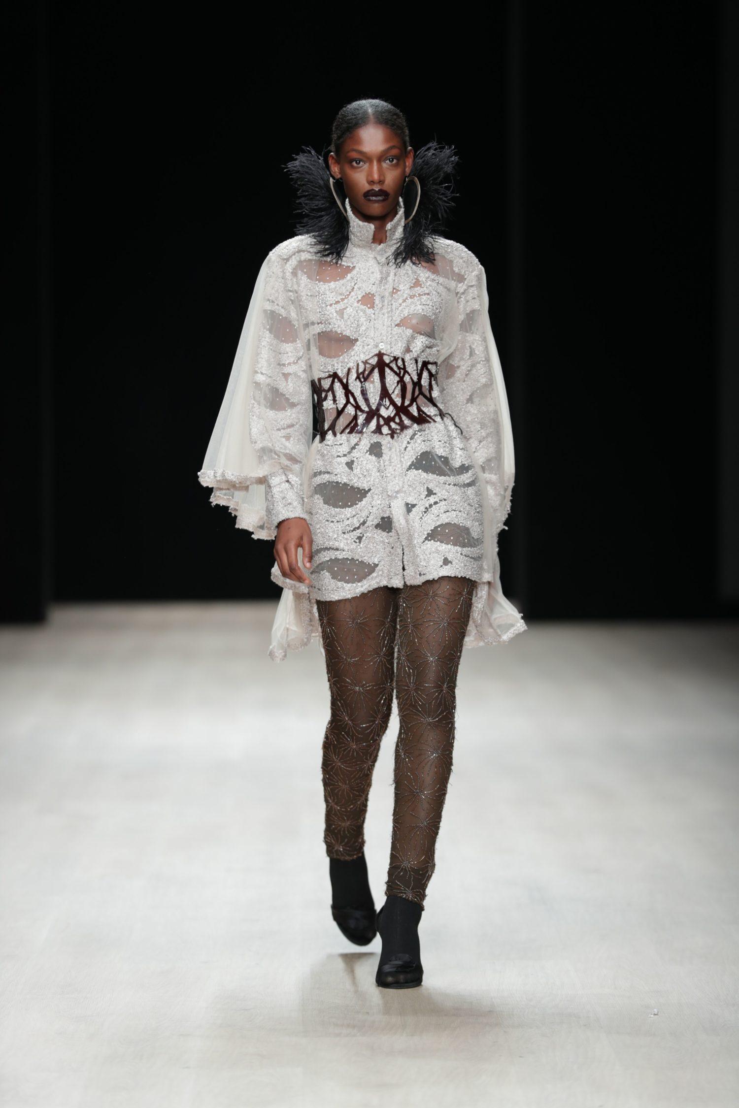 ARISE Fashion Week 2019 | David Tlale