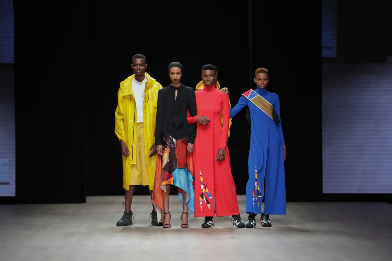 ARISE Fashion Week 2019 | Pyer Moss