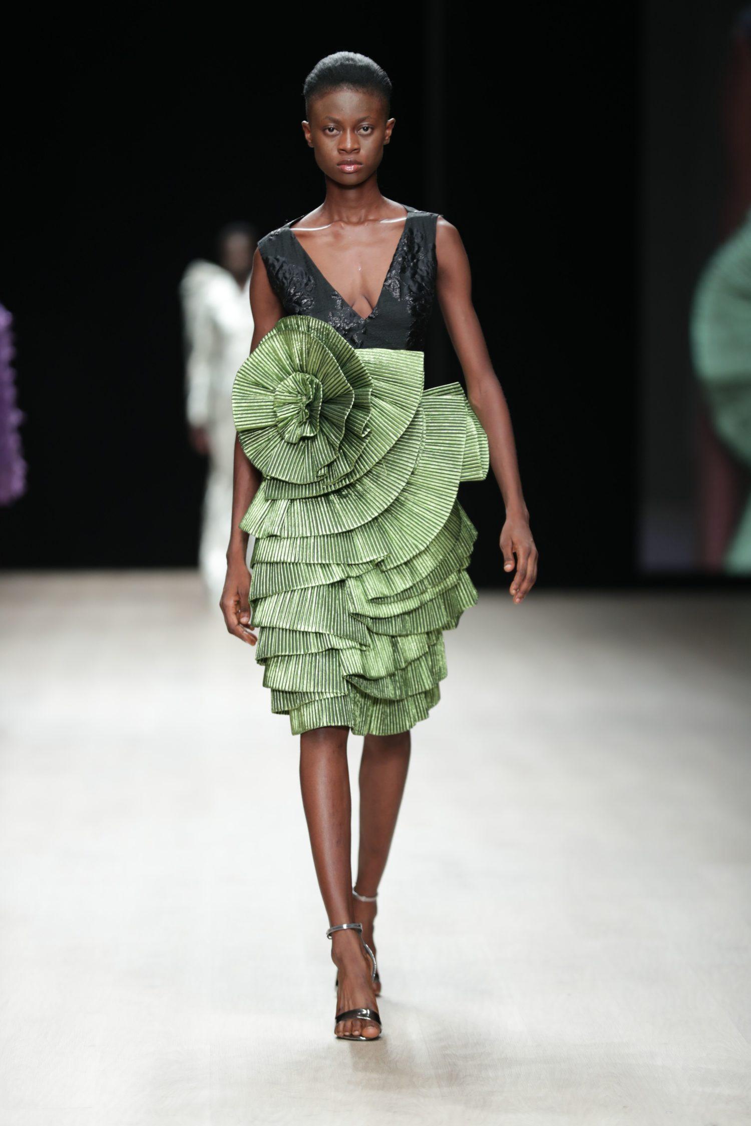 ARISE Fashion Week 2019 | Yutee Rone