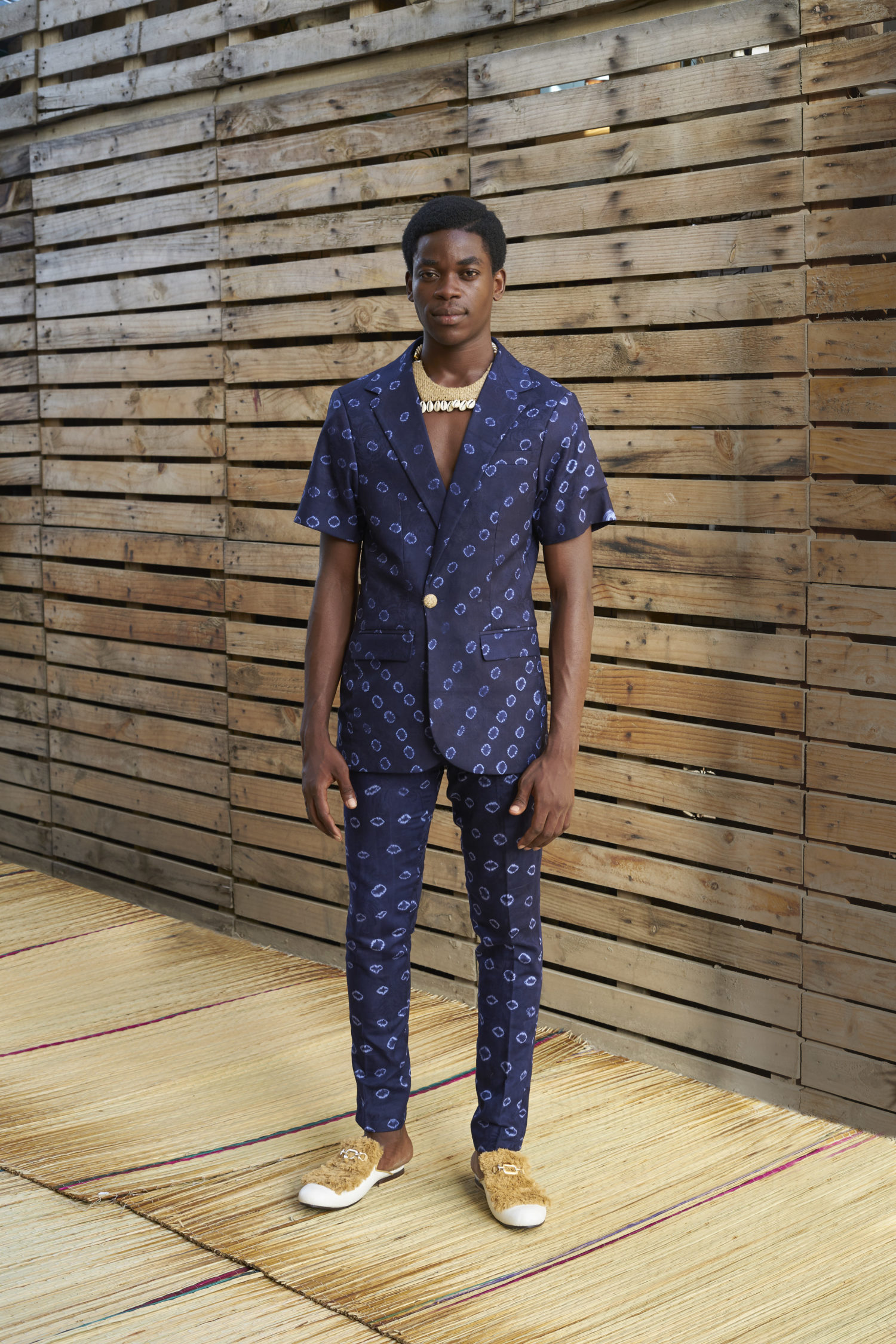 Not A Fan of Tie & Dye? Larry Jay's Autumn/Winter 2019 Collection Will Change Your Mind!
