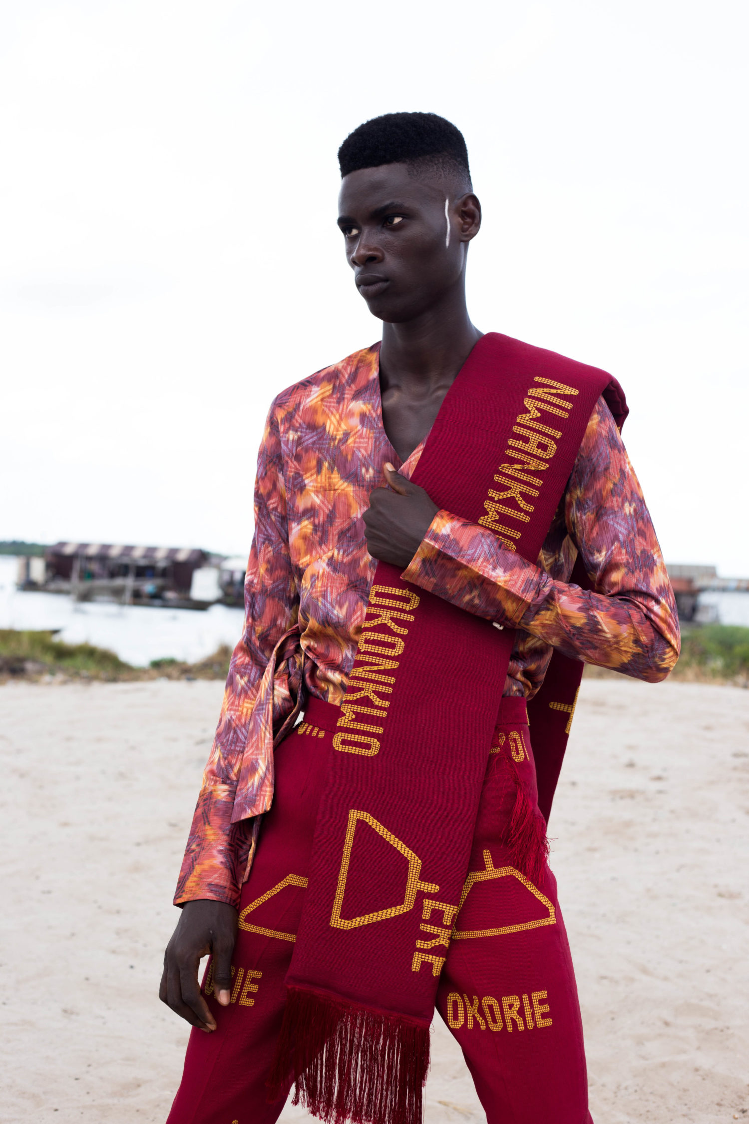 Emmy Kasbit Presents A Genius Modern Interpretation Of Ancient Culture For Autumn/Winter 2019