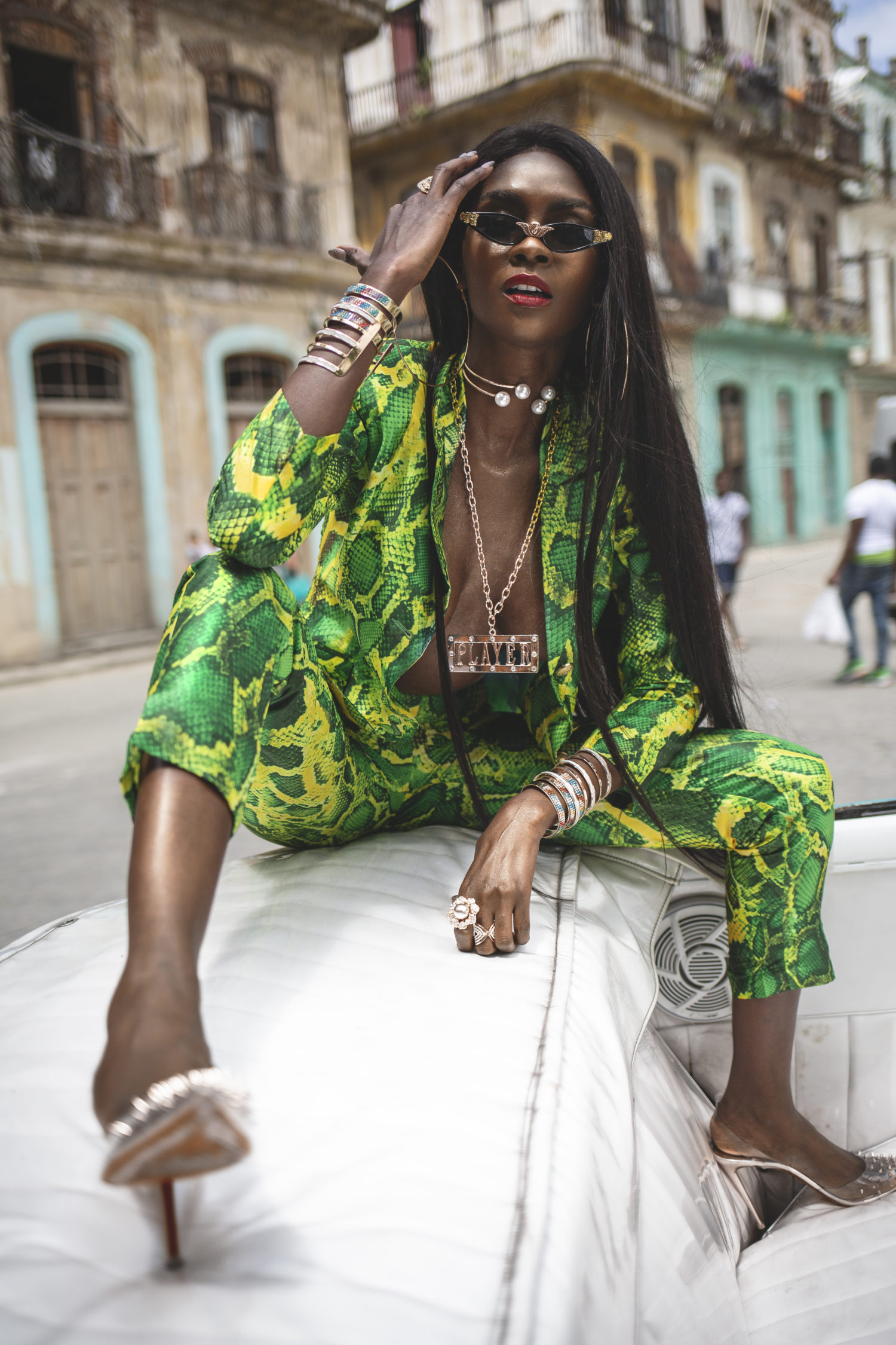 Sai Sankoh's Resort 2019 Collection Is Definitely The Go-To For A Stylish Havana Vacation!