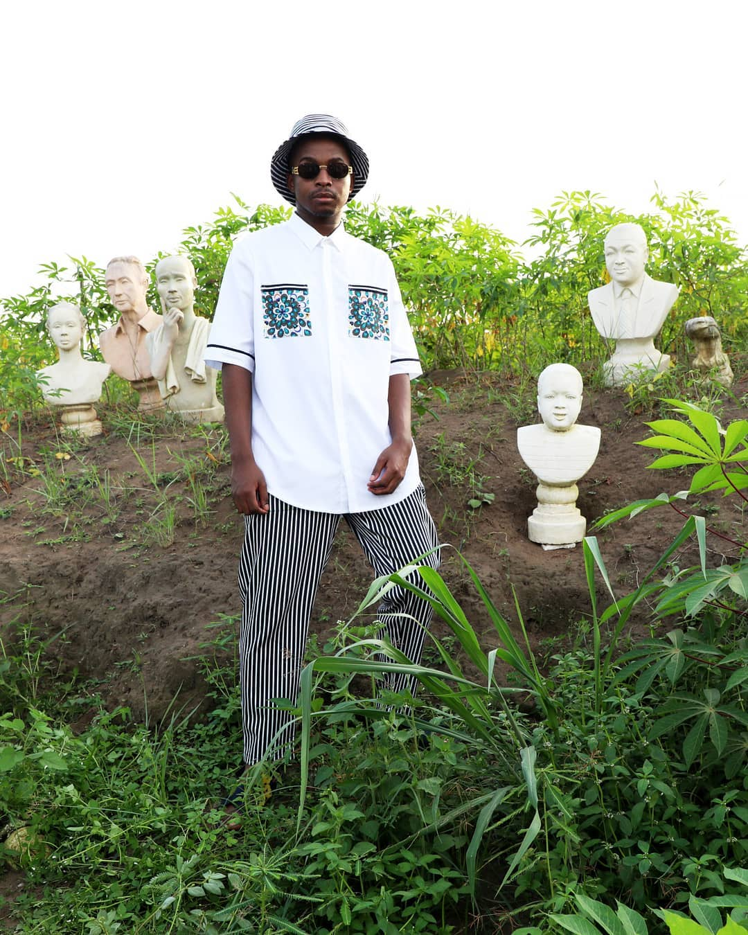 ICYMI Everybody's Favourite SA Photographer, Trevor Stuurman Released A Capsule Collection!