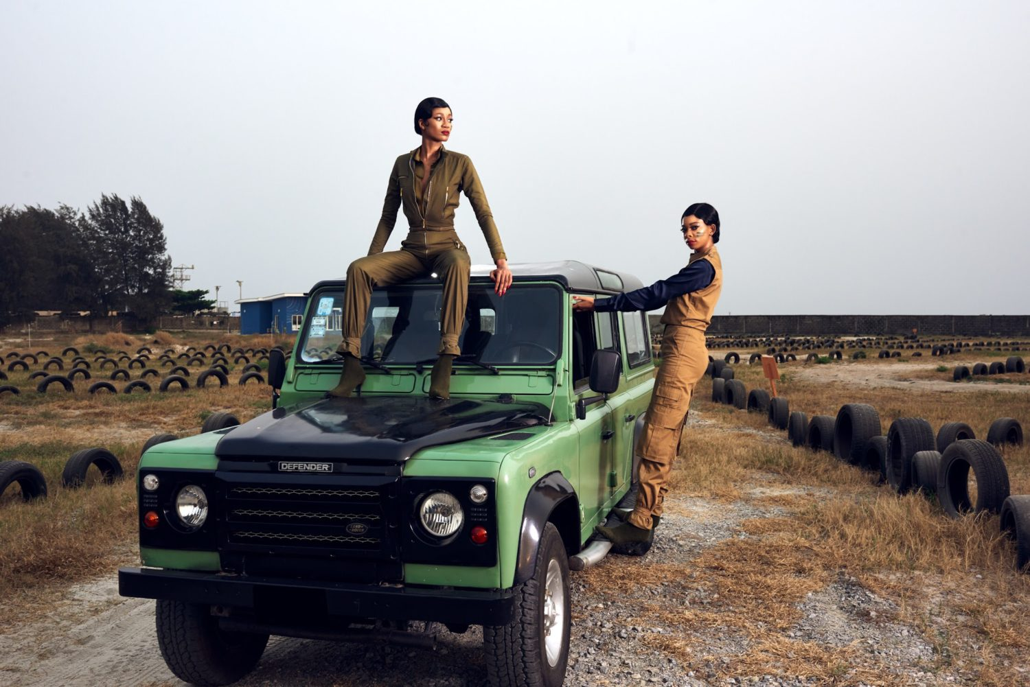 "JaneMichael's ""One Man Army"" Collection Is Giving Us Major Safari Vibes!"