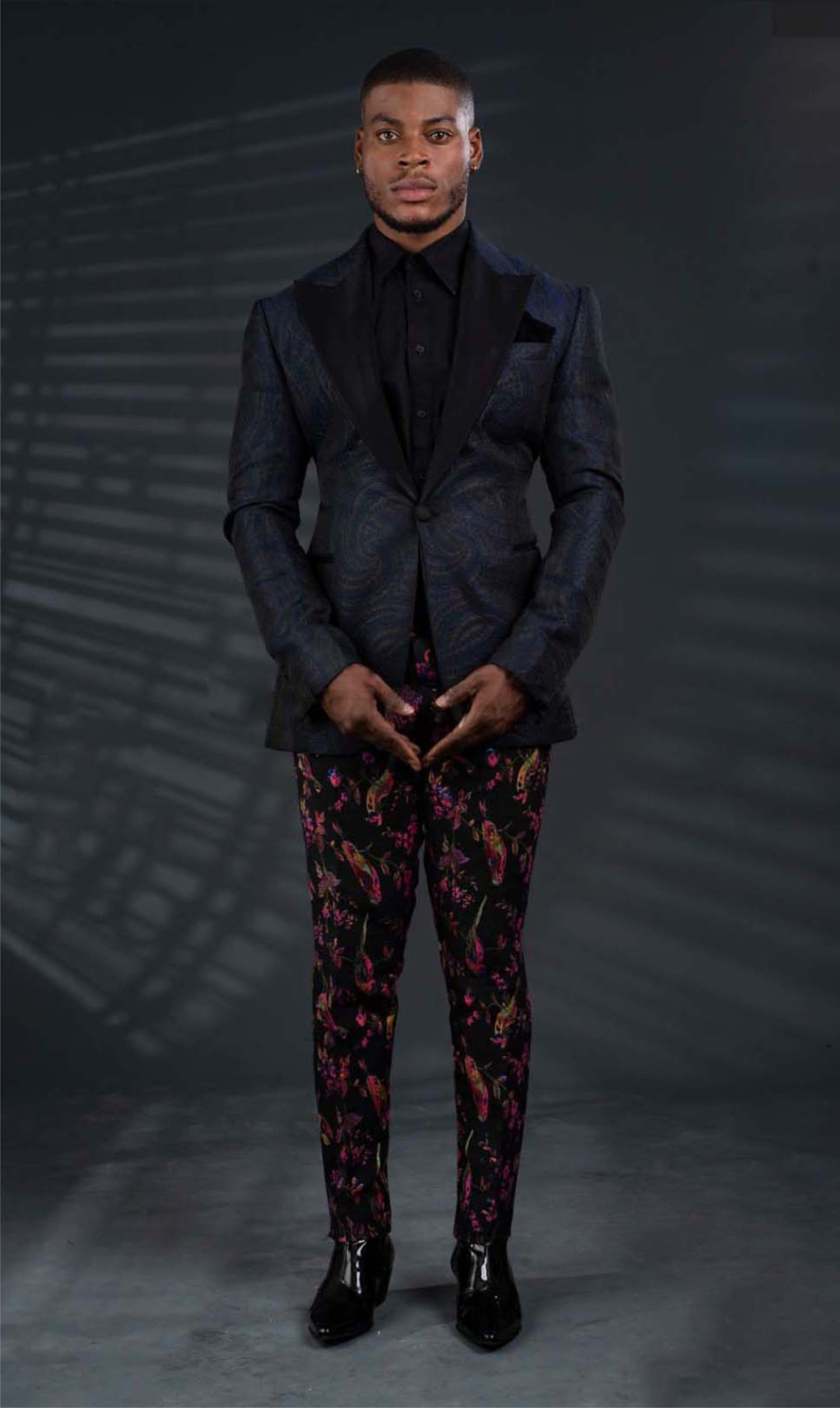 "Ladies, Telvin Nwafor's ""Emerging"" Collection is for the Stylish Man in Your Life"
