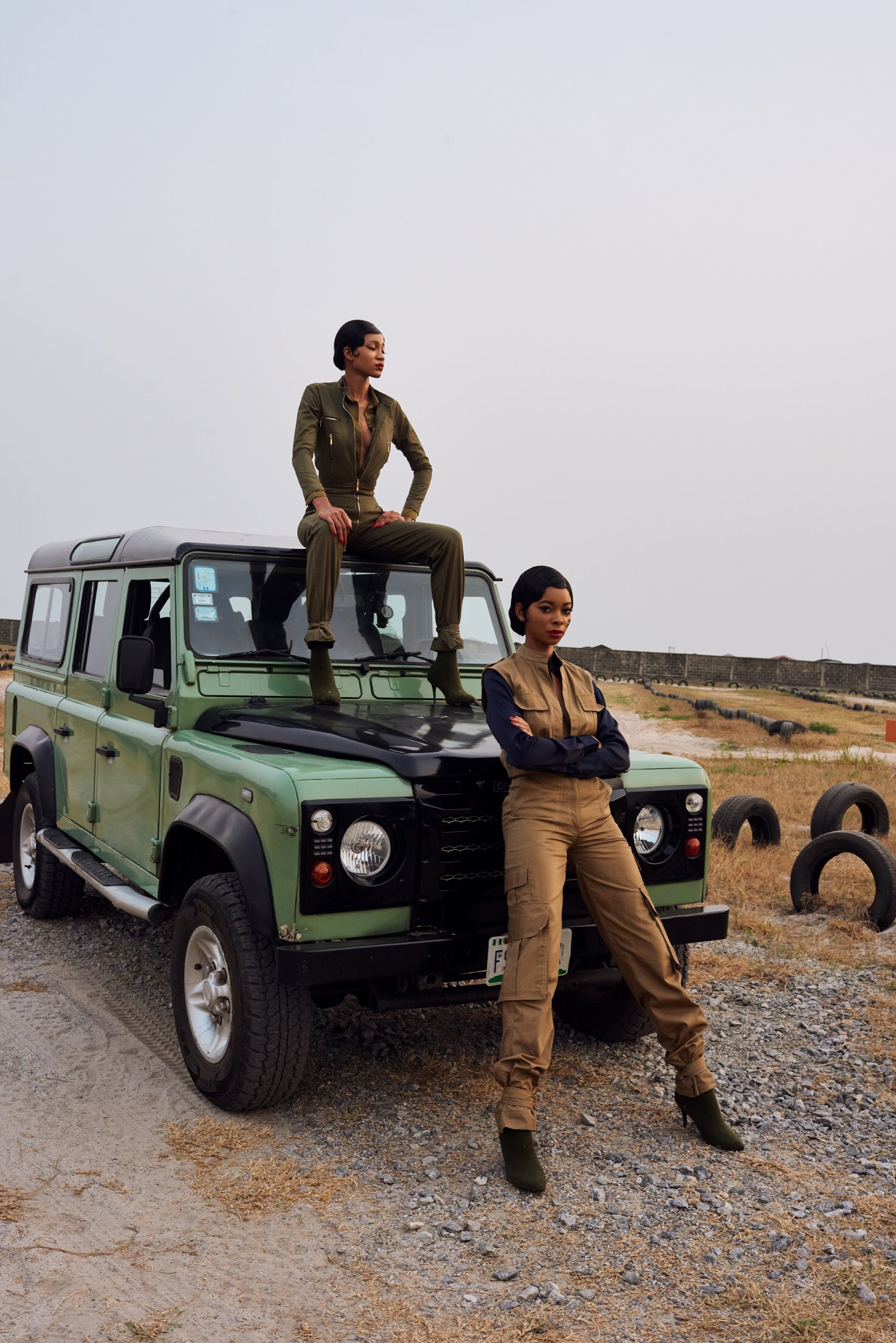 """JaneMichael's """"One Man Army"""" Collection Is Giving Us Major Safari Vibes!"""