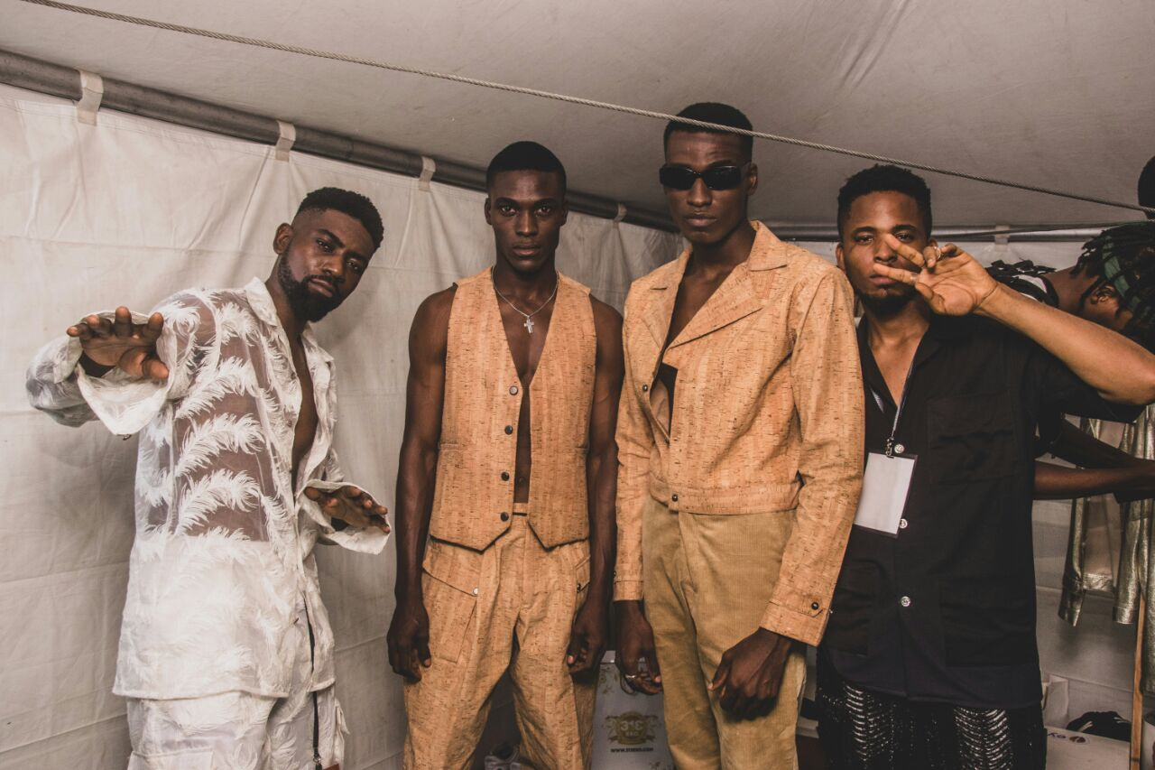 Everything You Missed from The I.N. Official Spring/Summer 2019 Collection Unveiling in Lagos