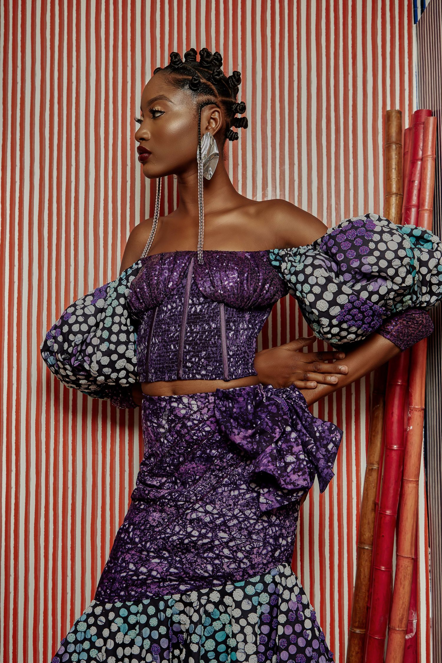 "Mix Modern Aesthetics with Vintage Culture – You'll Get Mazelle's Stunning ""Queen of the East"" Collection"