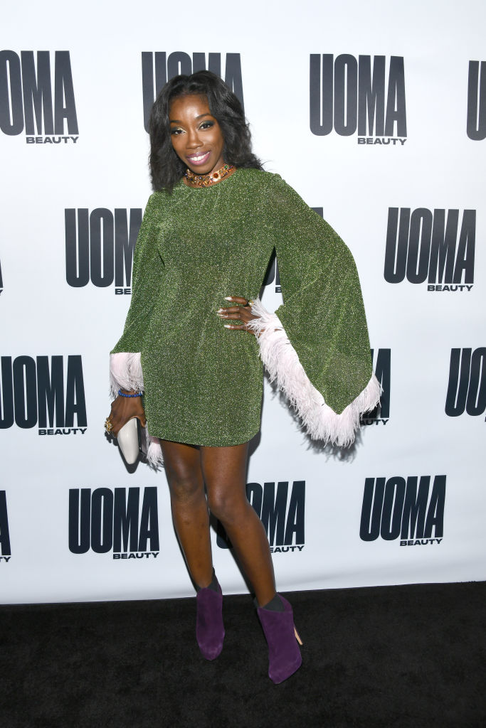 All The Stylish Moments from the UOMA Beauty Launch in Los Angeles!