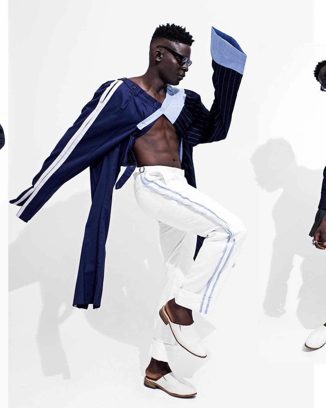 The TJWHO UNIVERSE CRUISE 2020 Collection Is A Study in Modern African Menswear
