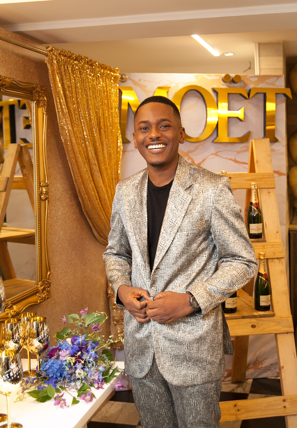 All the Insanely Chic Lewks From #MoëtSociety's Debut Class of 2019