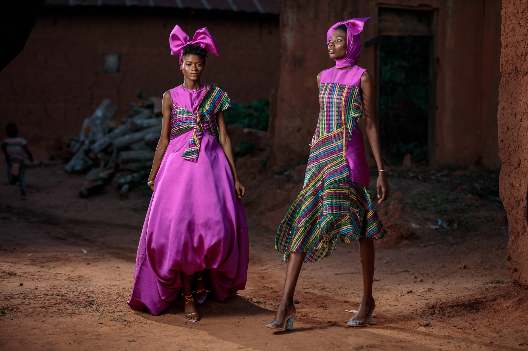 We Can Already Envision Ejiro Amos Tafiri's IRIN AJO Collection On Every Celebrity Red Carpet This Year
