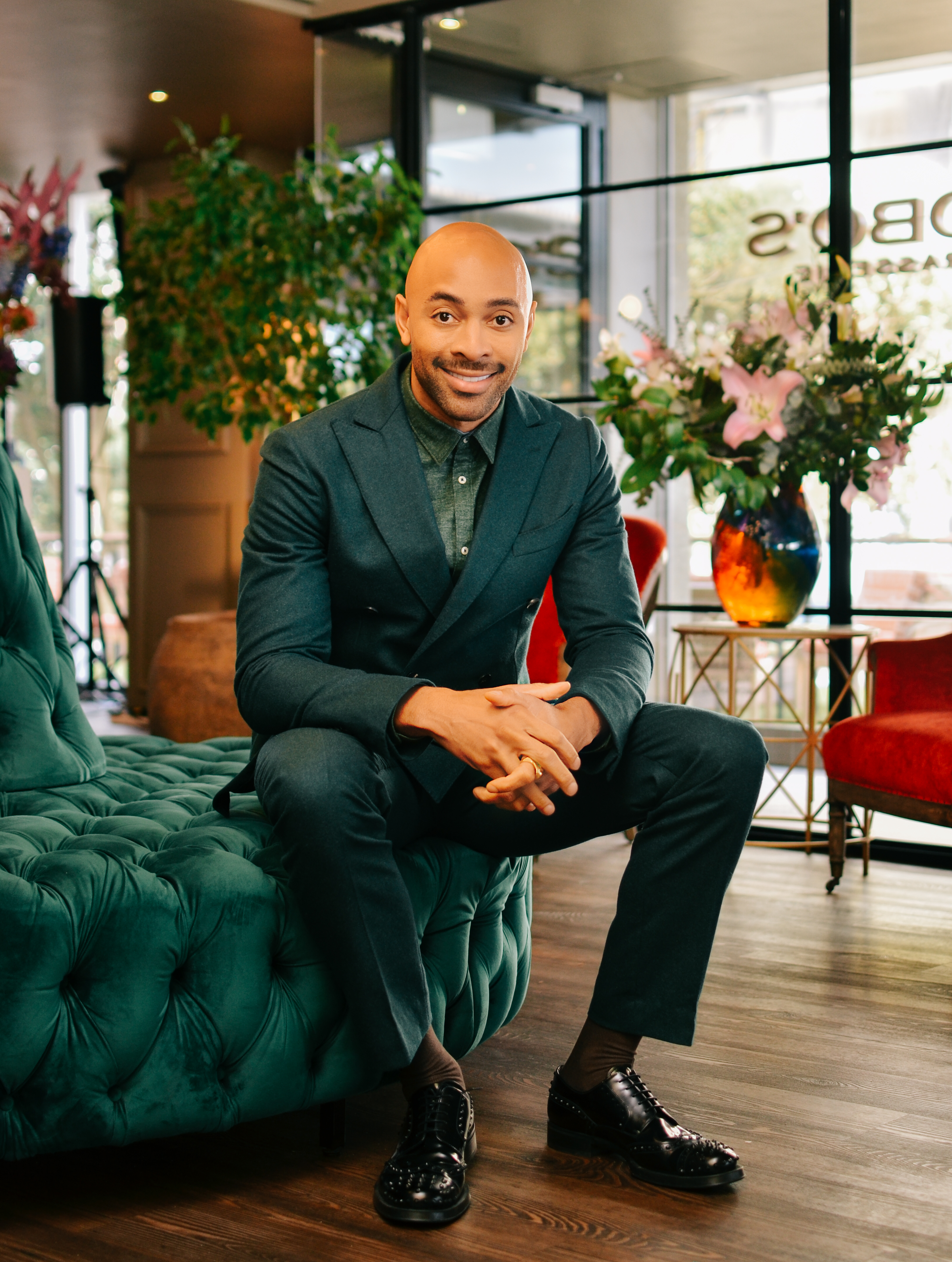 PSA: Inside the Glamorous Launch of Sir John x Woolworths South Africa's Second Collaboration