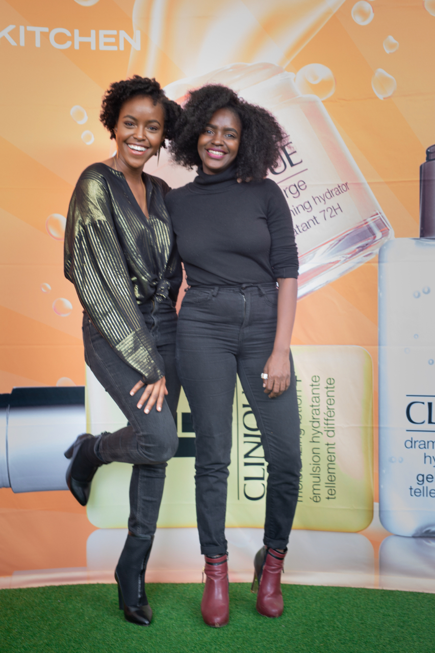 Clinique Gathered a Chic Group of Beauty Editors & Influencers in Nairobi for the First Ever #CliniqueGlowKitchen