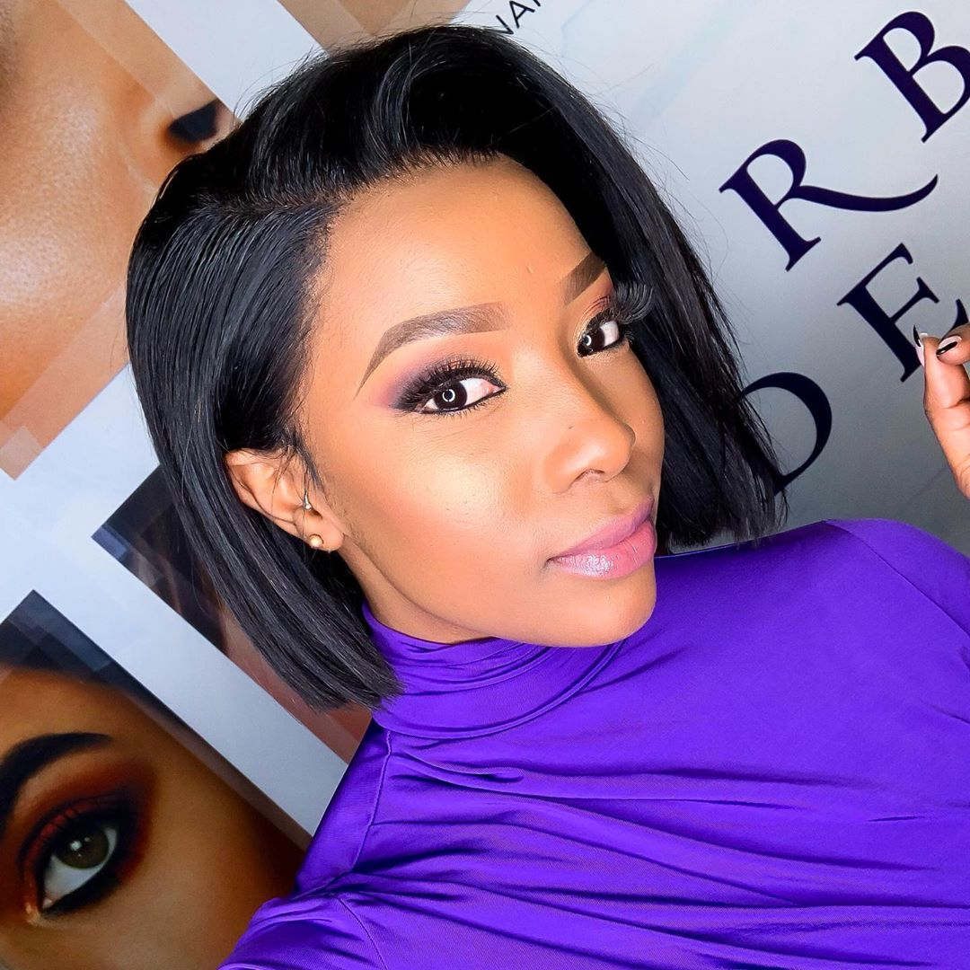 Trust Us, Pearl Modiadie's Latest Look is Perfect Date Night Inspo