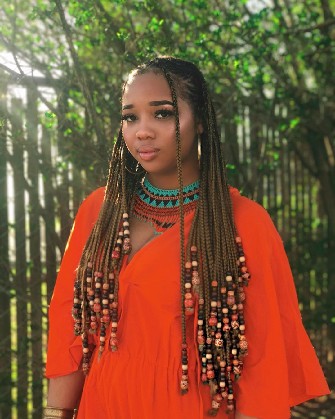 8 Bold & Beautiful Braid Styles to Steal from Nneunfiltered's Nneoma Okorie ASAP