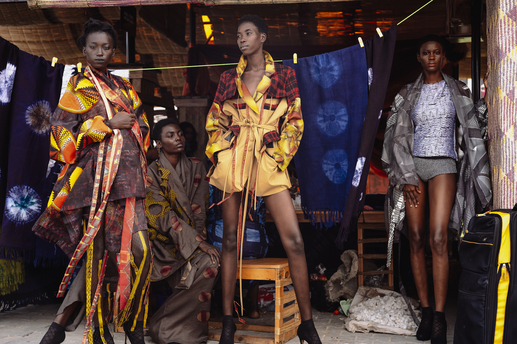 How Clive Rundle Started A Fashion Brand Inspired By Zimbabwean Independence Bn Style