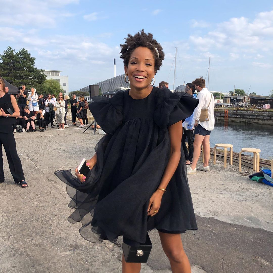 5 Outfits Slip Into Style's Elizabeth Delphine Wore at Copenhagen Fashion Week That We Are Legit Obsessed With