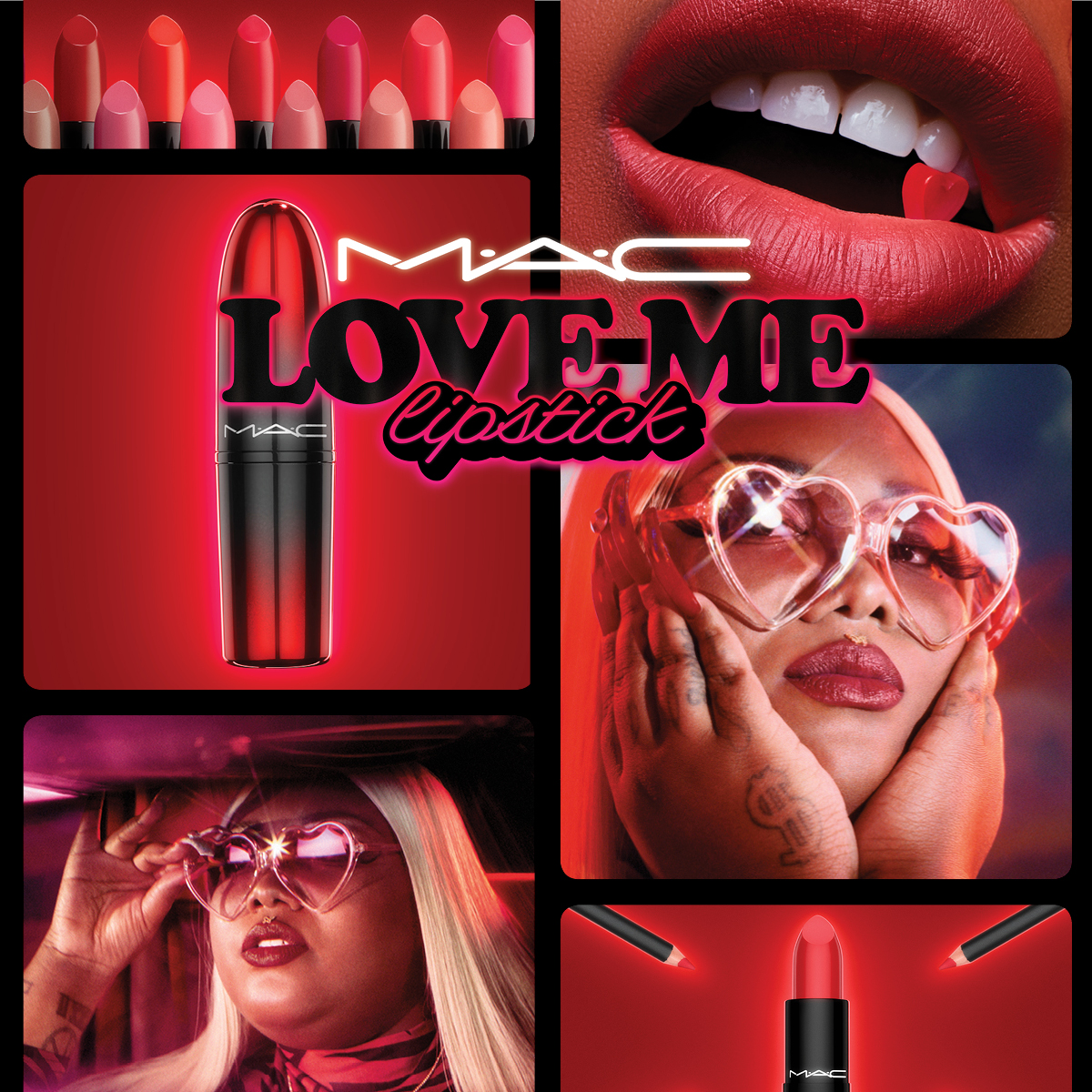 "Our Beauty Editors Agree - The New MAC ""Love Me"" Collection Is A Must-Have!  
