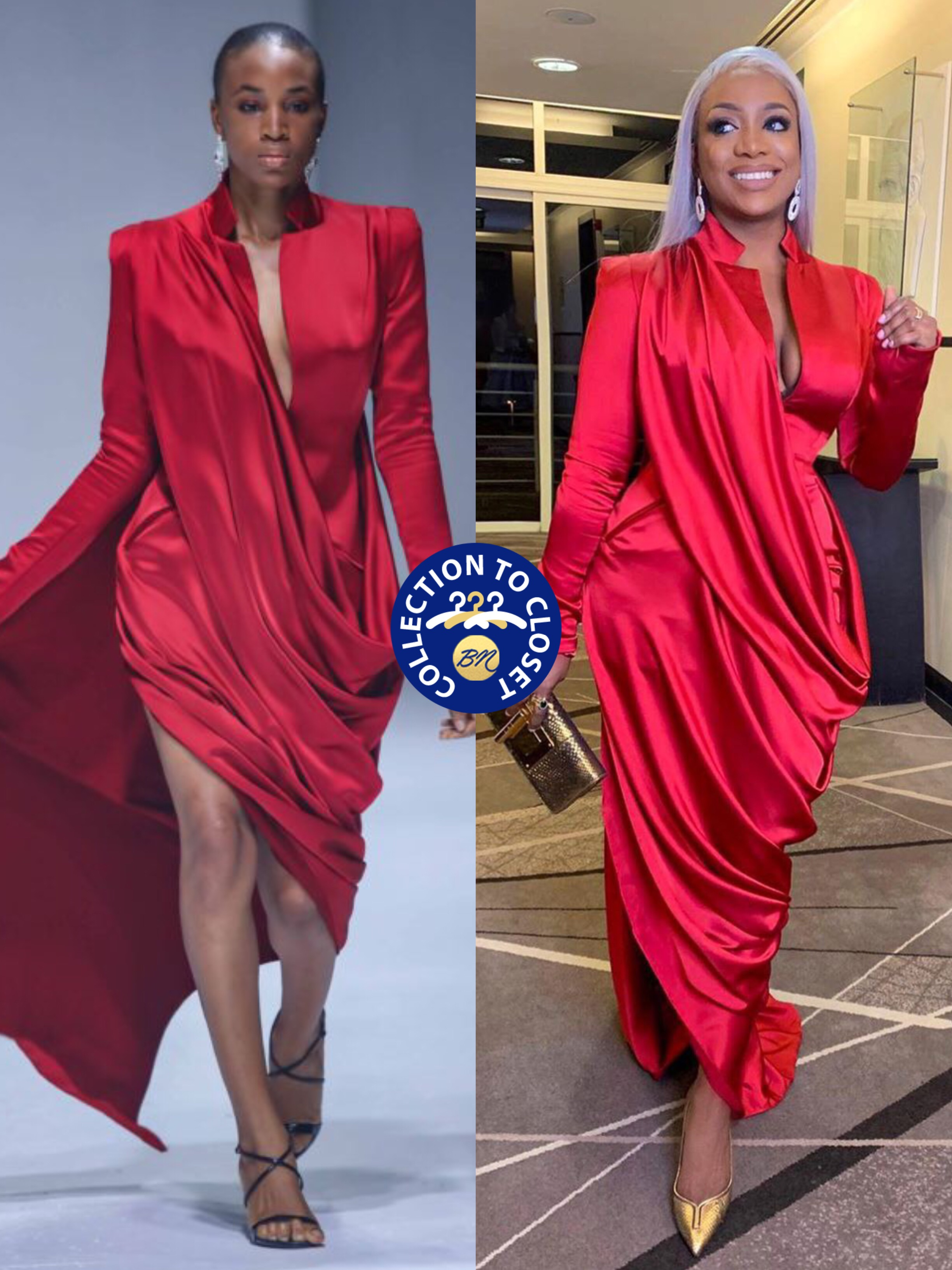 BN Collection To Closet: Chioma Ikokwu In Style Temple