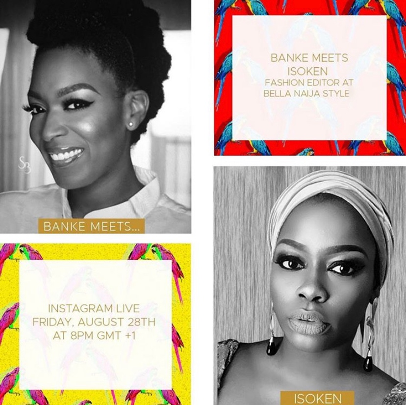 The Fashion Designer Led Instagram Series That S Bound To Become Your New Obsession Bellanaija